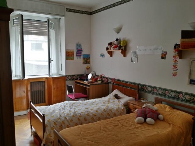 Camera doppia per studentesse in affitto a Chieti Scalo